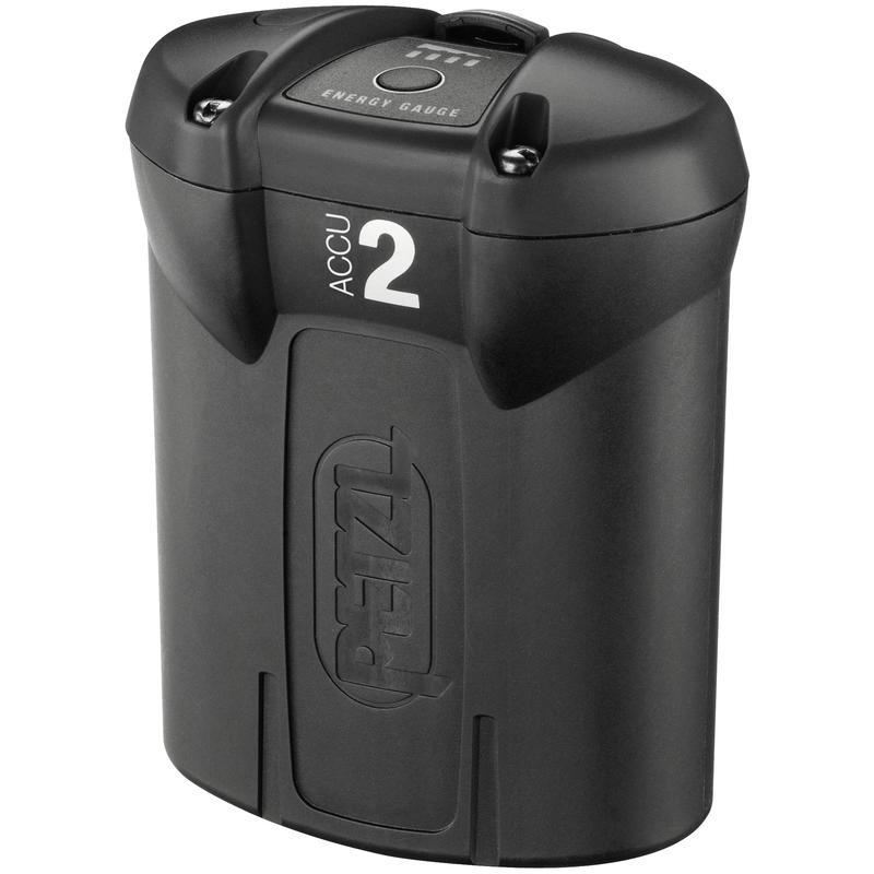 Piles rechargeables Accu 2 Ultra Noir/Gris