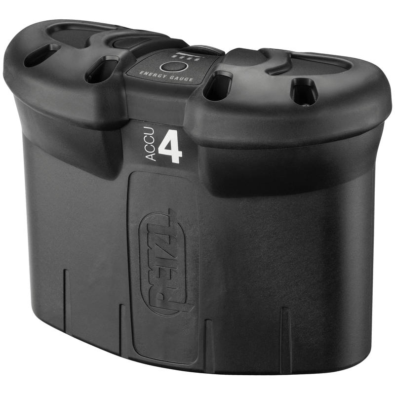 Accu 4 Ultra Rechargeable Battery Black/Grey