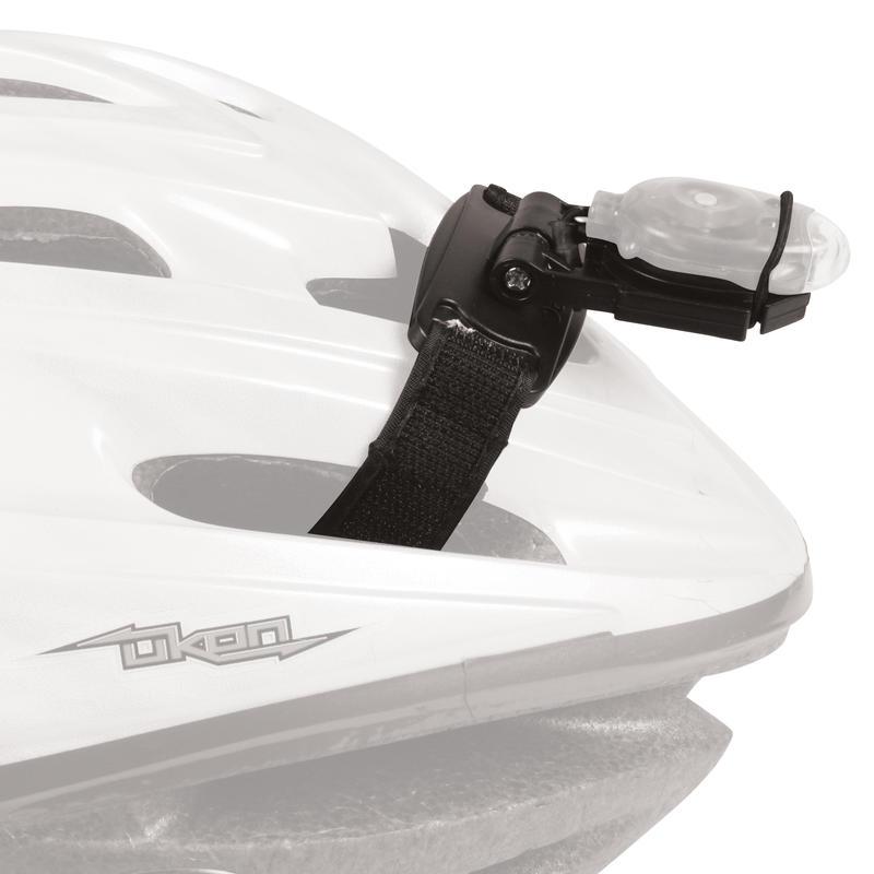 Turtle LED Light Helmet Mount