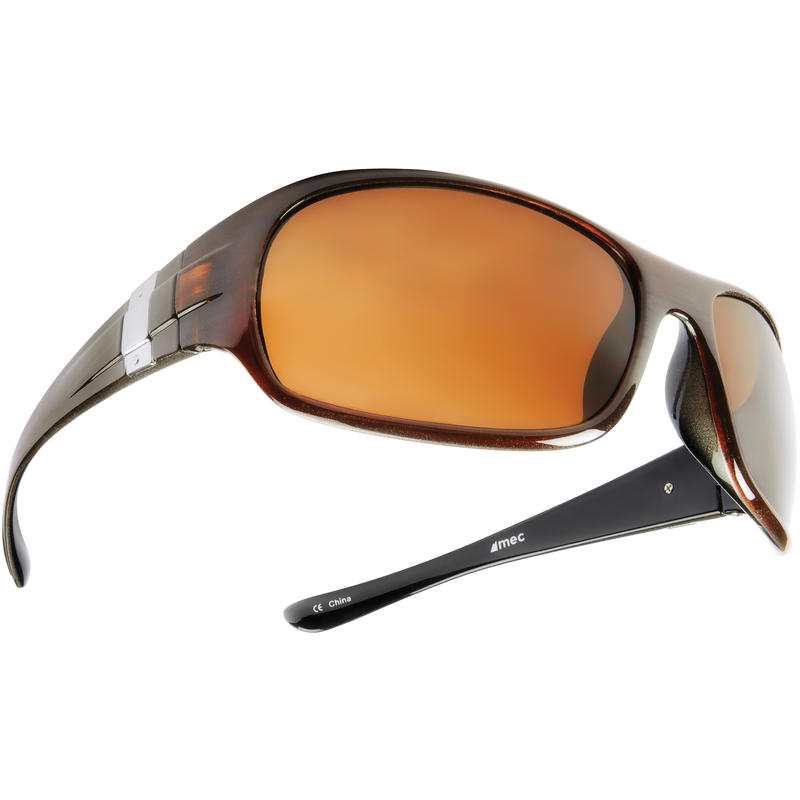 Pinnacle Sunglasses X-Tal Brown/Brown