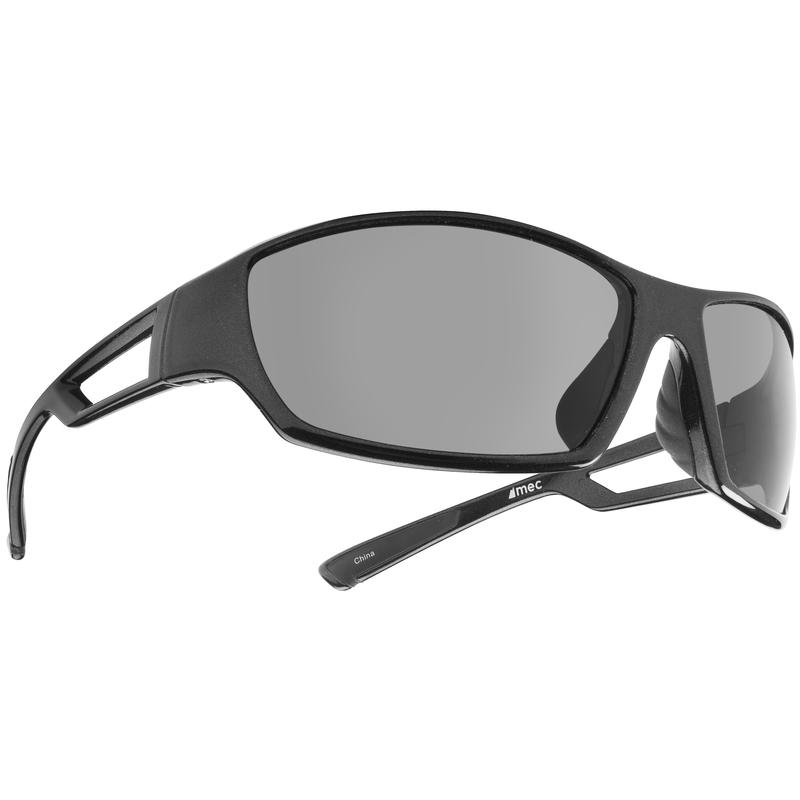 Grime Polarized Sunglasses Gunmetal/Polar Grey