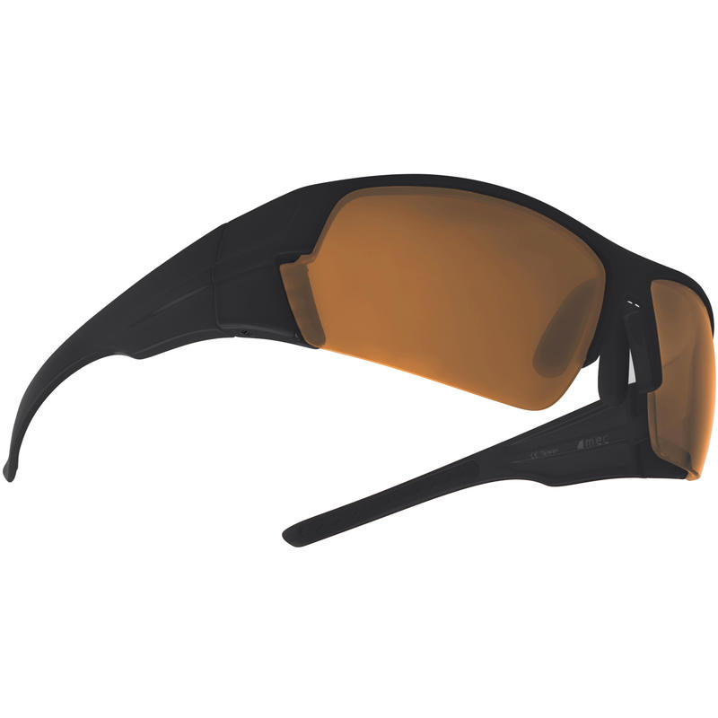 Spacer Sunglasses Black/Brown