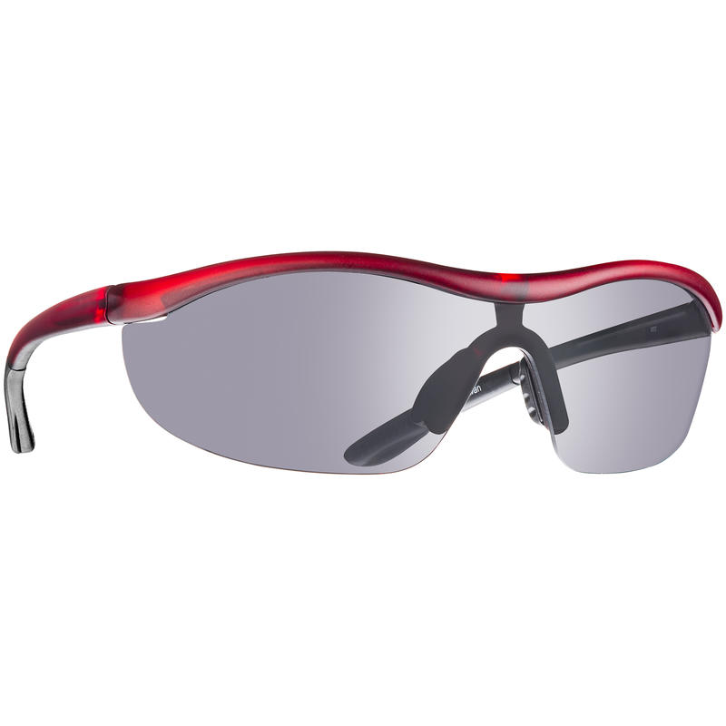 Logic Sunglasses Red/Grey