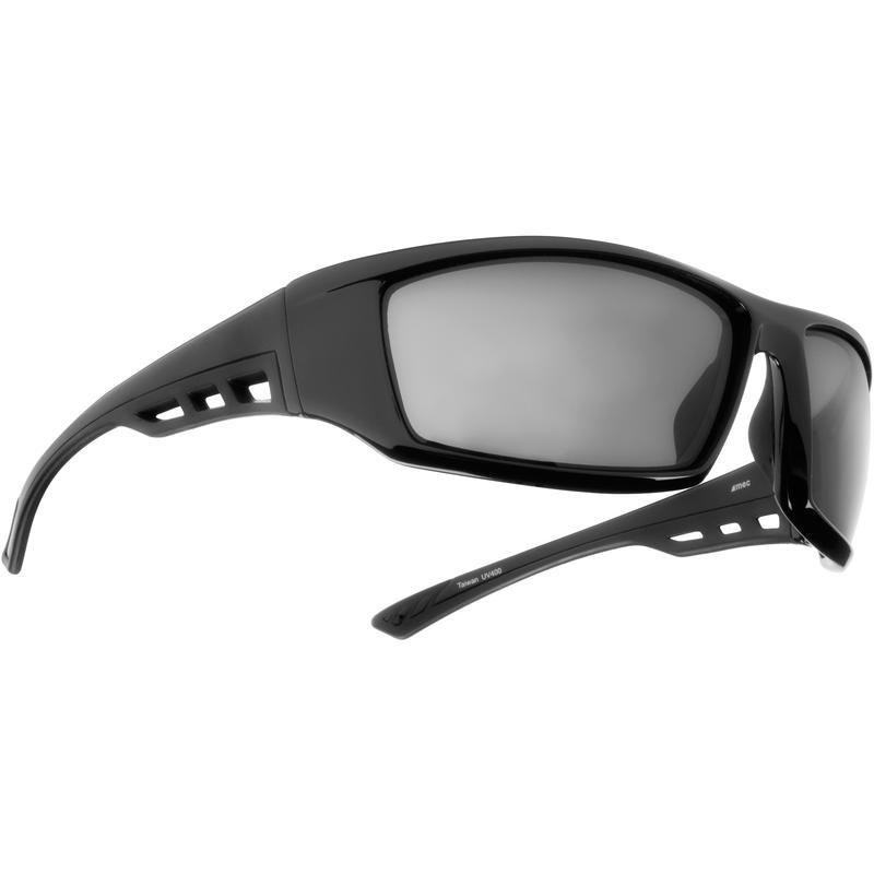 Summit Polarized Sunglasses Black/Grey