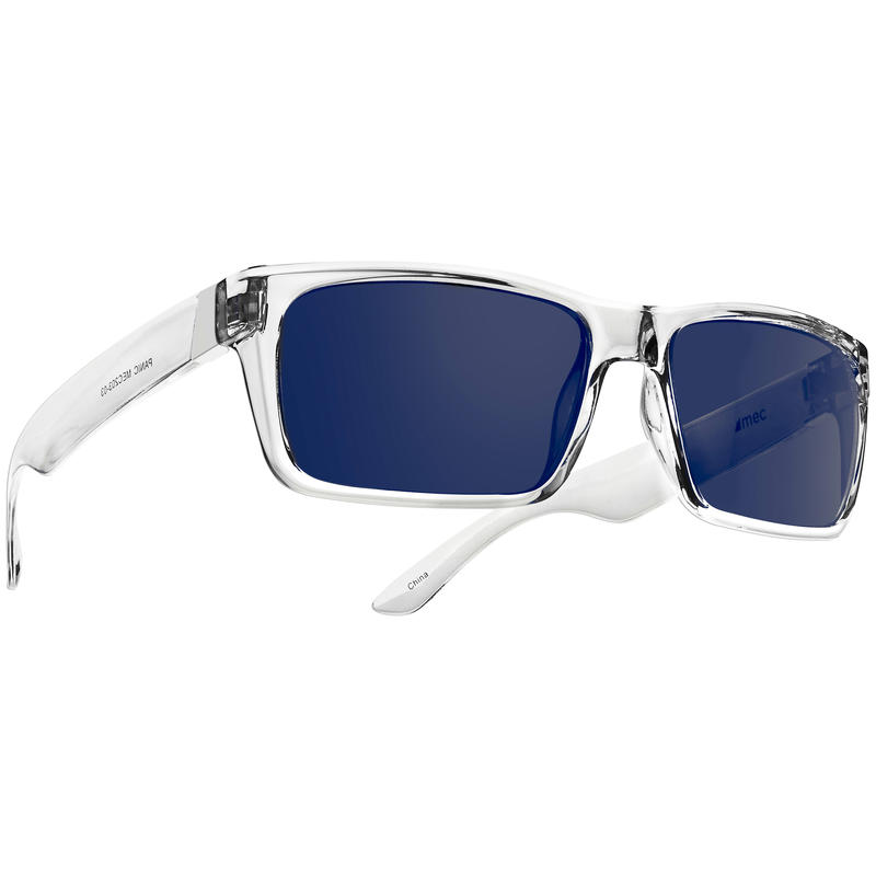 Panic Sunglasses Clear/Grey