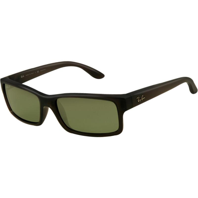 4151 Polarized Sunglasses Opal Grey/Crystal Grey