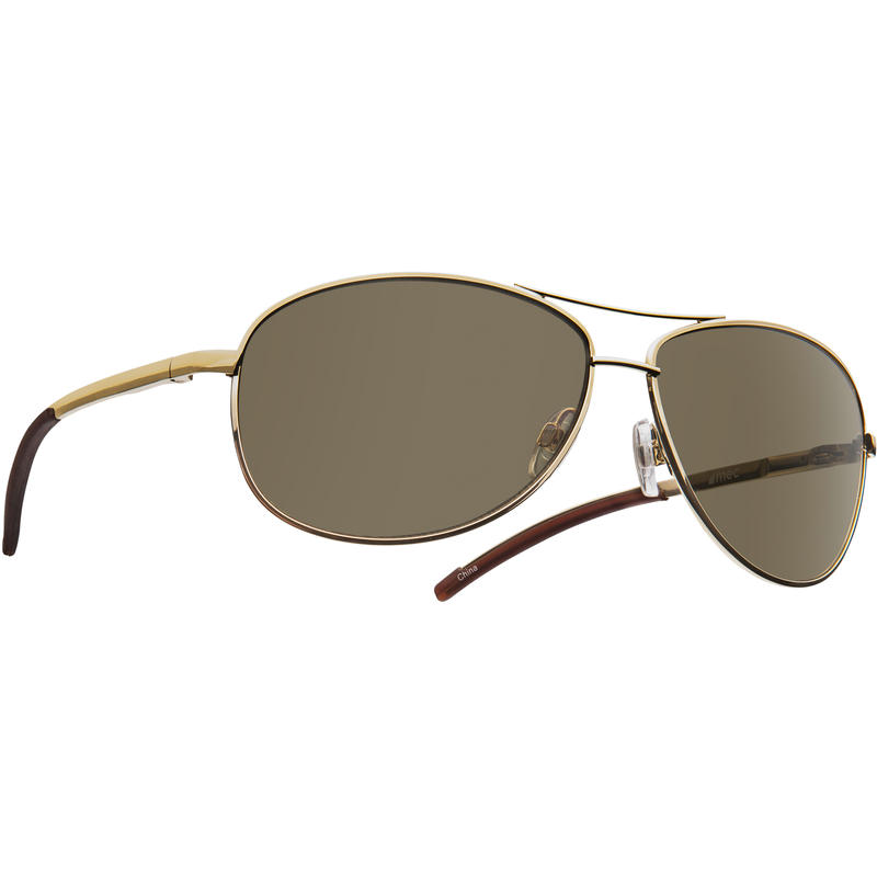 Ace Sunglasses Gold/Green