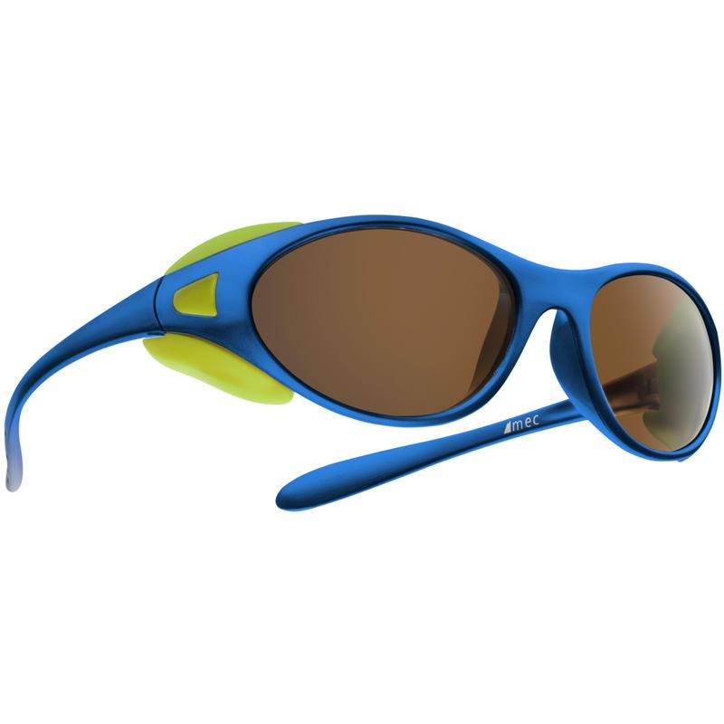 Chinook Sunglasses Blue/Brown