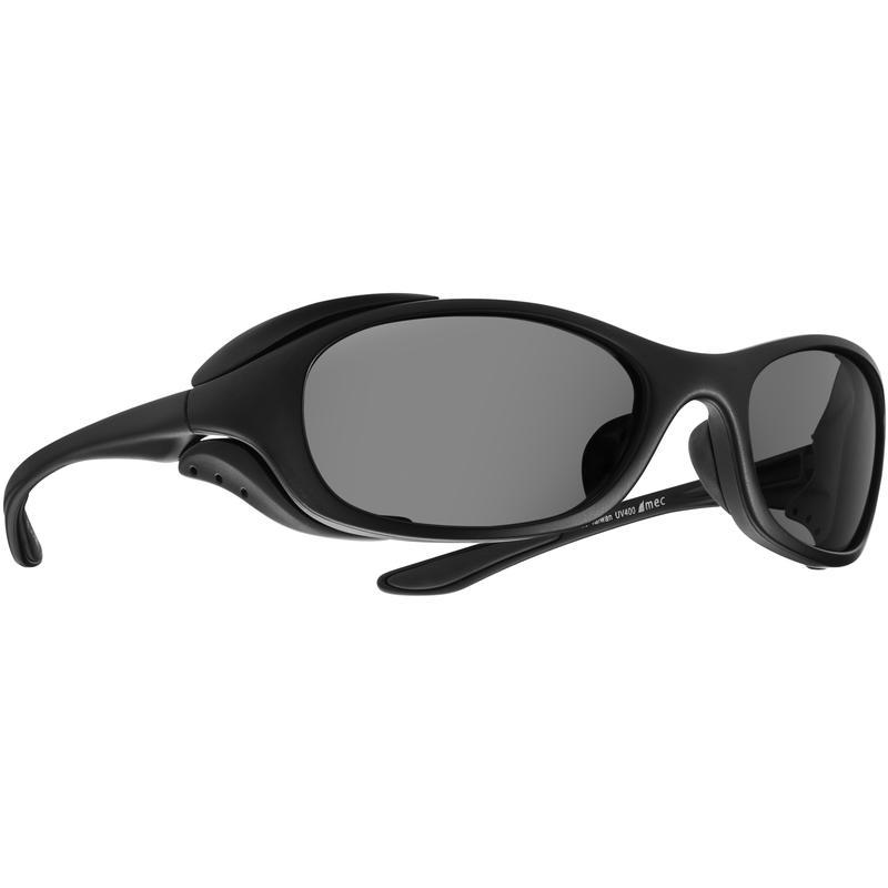 Alpine Polarized Sunglasses Black