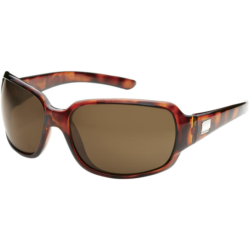 Cookie Polarized Sunglasses Tortoise/Brown