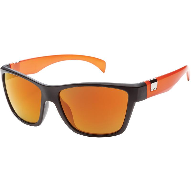 Lunettes de soleil Speedtrap Orange noir/Miroir orange