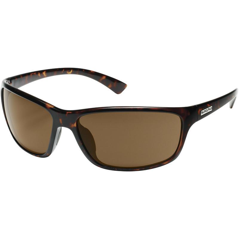 Sentry Polarized Sunglasses Tortoise/Brown