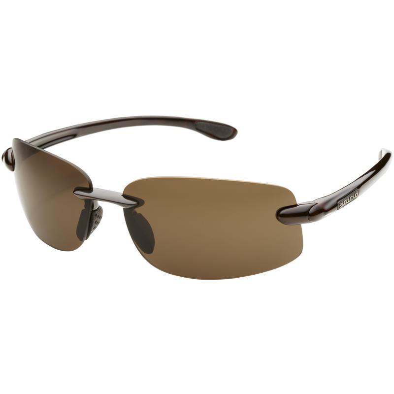 Excursion Polarized Sunglasses Tortoise/Brown