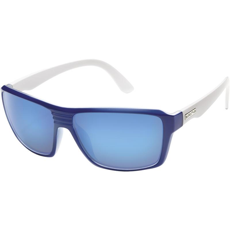 Lunettes de soleil Colfax Blanc bleuté/Miroir bleu