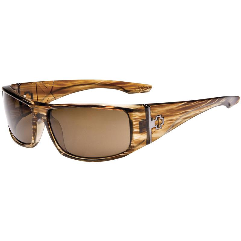Cooper XL Sunglasses Brown Stripe Tortoise