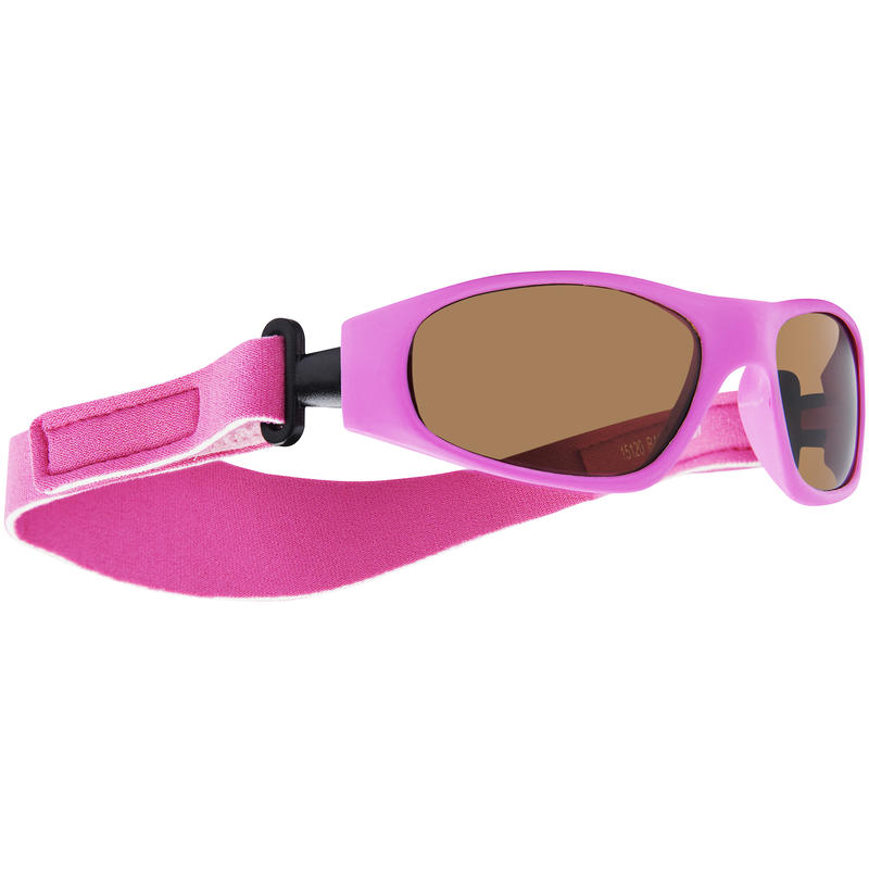 Bailey Sunglasses Pink/Brown