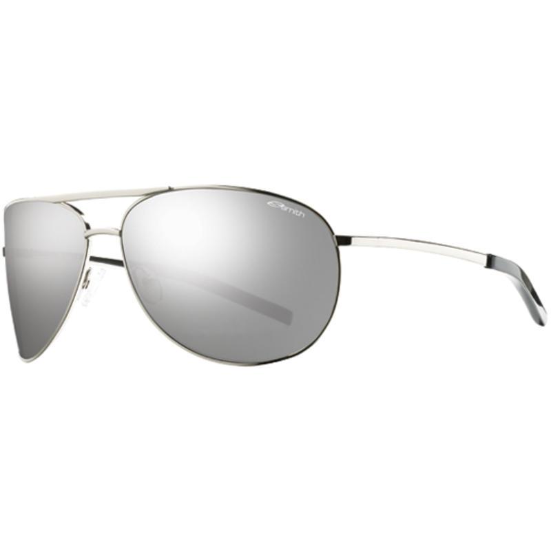 Serpico Sunglasses Silver/Polar Platinum