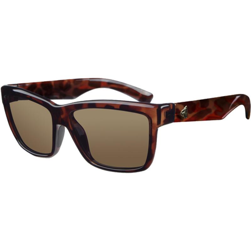Empress Sunglasses Shiny Tortoise/Brown