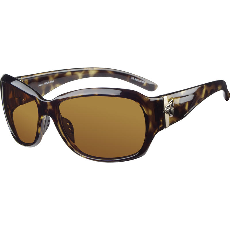 Akira Polarized Sunglasses Demi/Brown