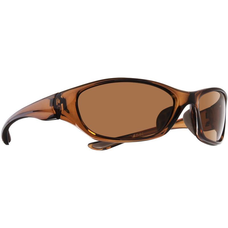 Whiz Sunglasses Crystal Brown/Brown