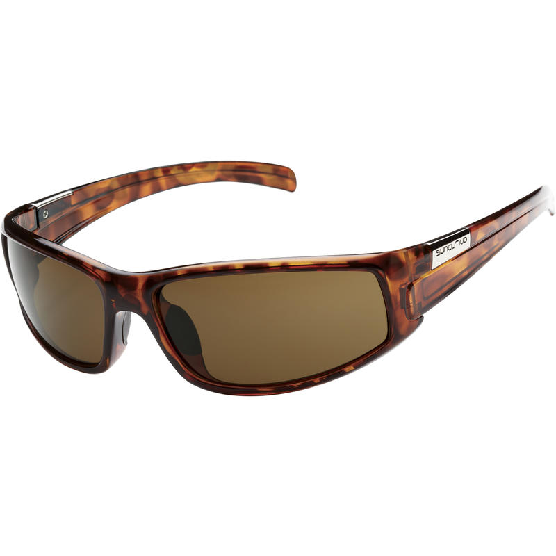 Swagger Polarized Tortoise/Brown