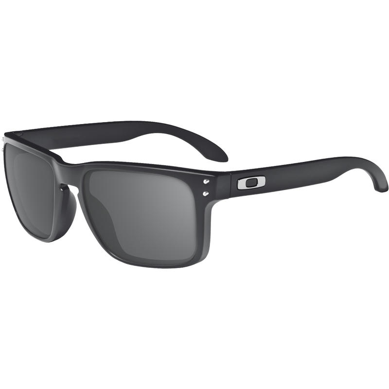 Holbrook Sunglasses Matte Black/Warm Grey