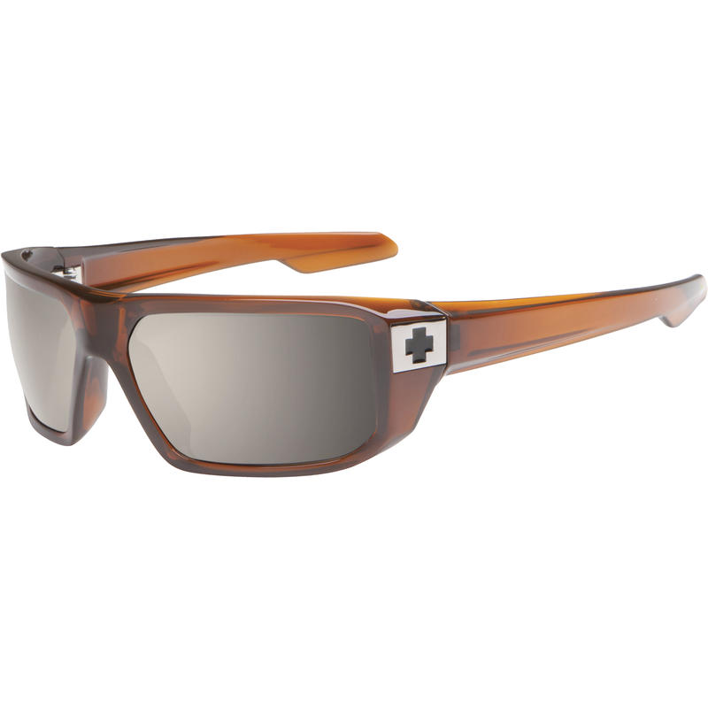 McCoy Polarized Sunglasses Brown Ale/Happy Lens