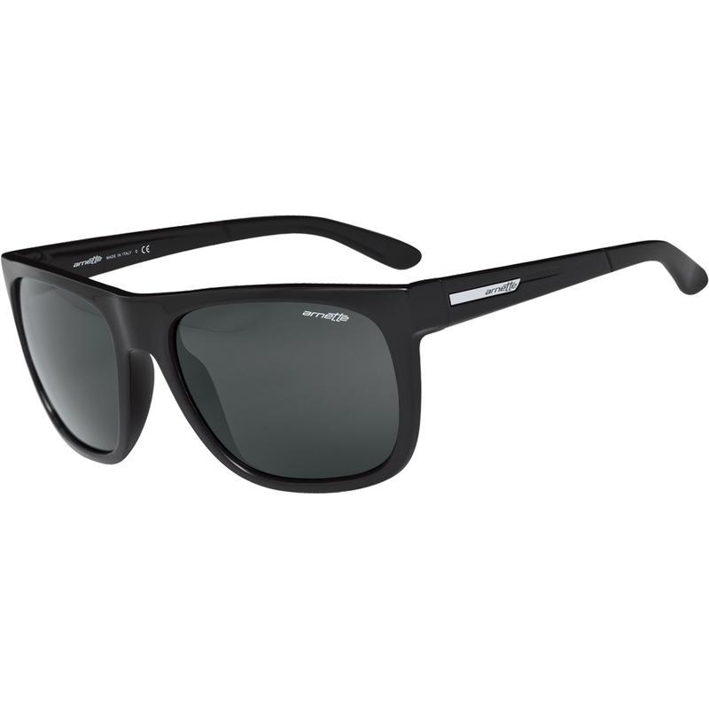 Fire Drill Sunglasses Gloss Black/Grey