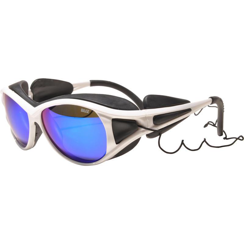 Altitude Sunglasses White/Grey Blue Multi