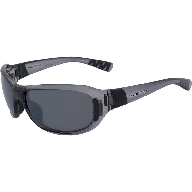 Axo Polarized Sunglasses Smoke/TC Grey Silver Mirror