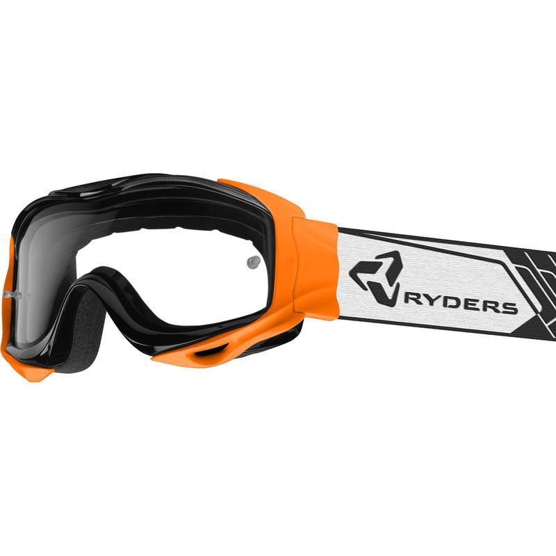 Lunettes de ski Shore Noir/Orange