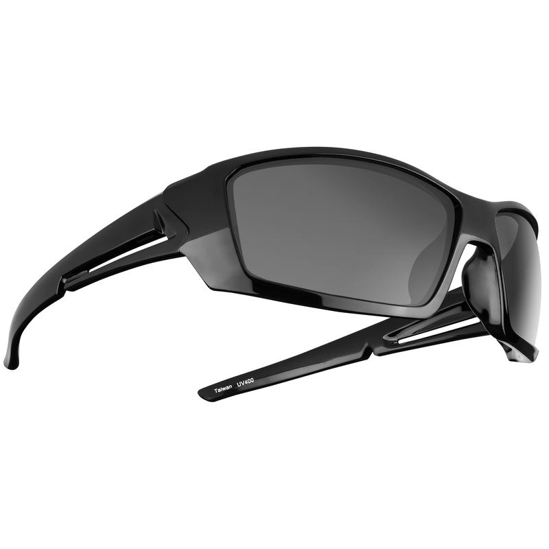 Komodo Sunglasses Black/Grey