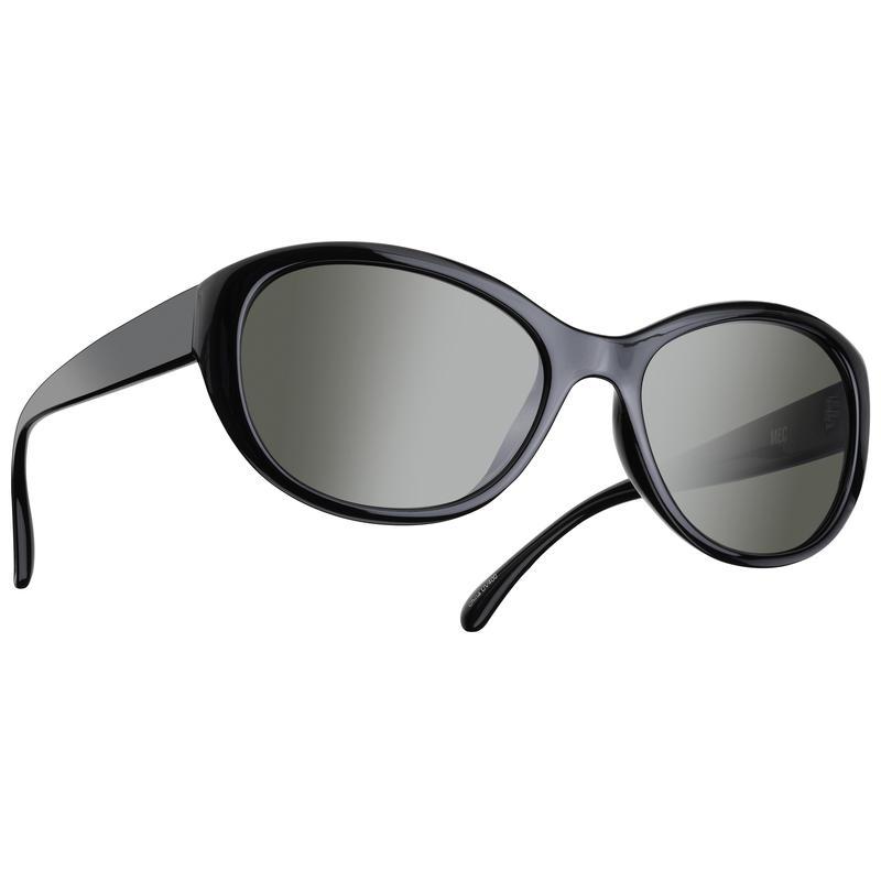 Katy Polarized Sunglasses Shiny Black/Grey