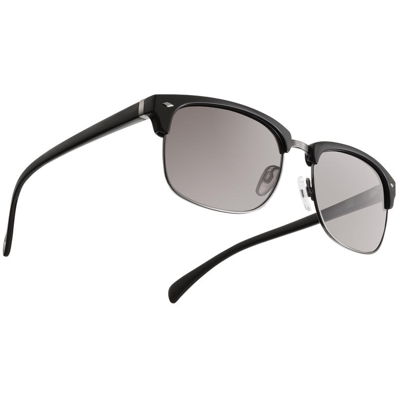 Crosby Sunglasses Shiny Black/Grey