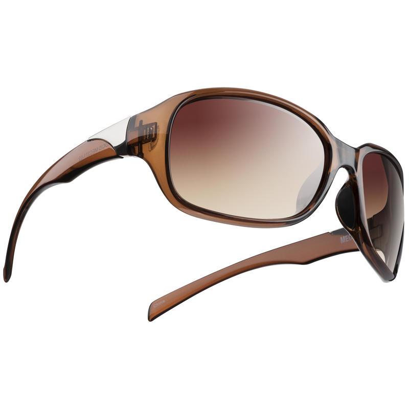 Lucid Sunglasses Crystal Brown/Brown Gradient
