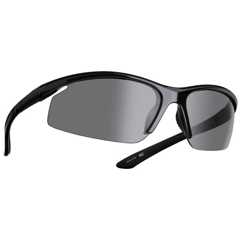 Gamut Sunglasses Shiny Black/Grey