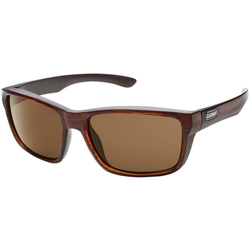 Mayor Polarized Sunglasses Burnished Brown/Brown