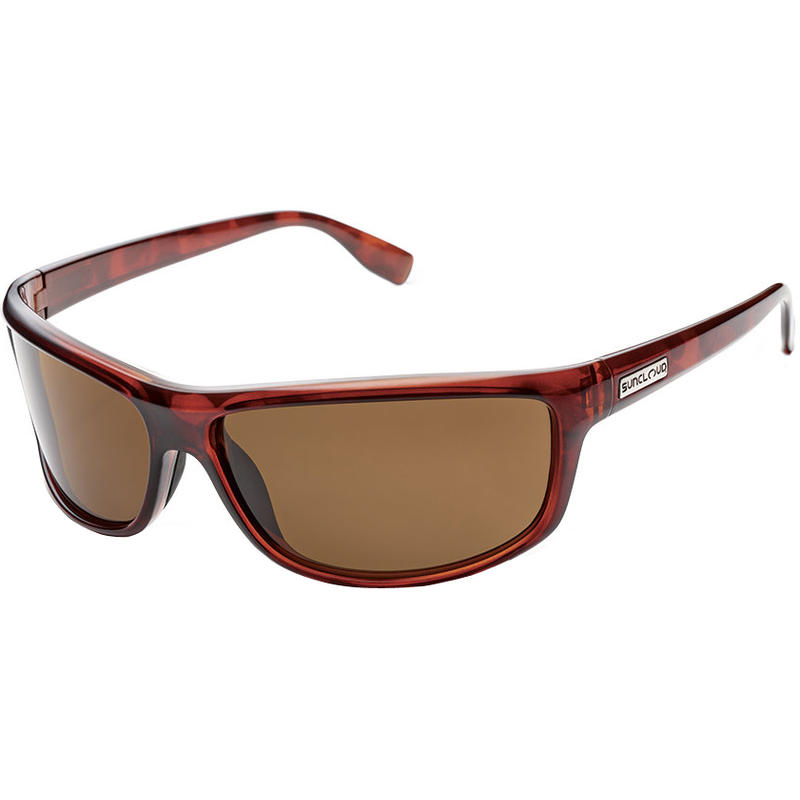 Windsor Polarized Sunglasses Tortoise/Brown