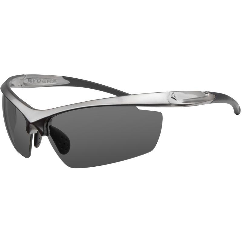 Granfondo Sunglasses Metallic Grey/Grey