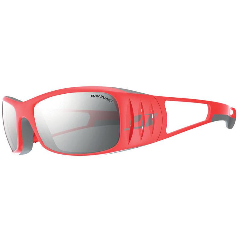 Tensing Medium Sunglasses Red Grey/Grey Spectron 4