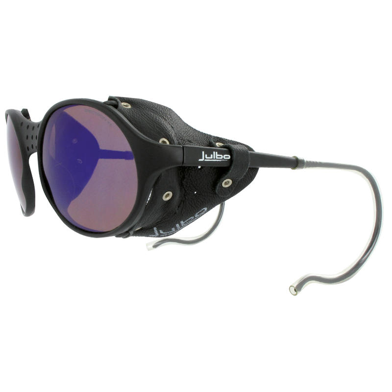 Sherpa Sunglasses Black/Brown Spectron 3