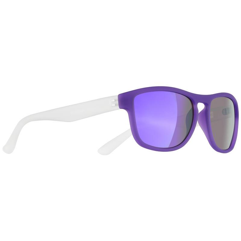 Hashtag Sunglasses Purple/Brown wPurple Revo