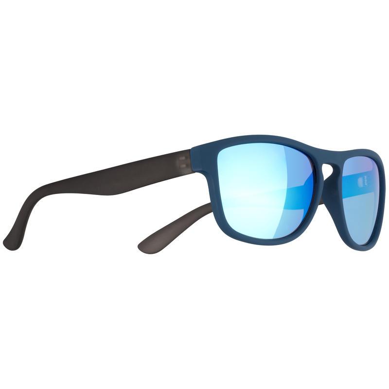 Lunettes de soleil Hashtag Bleu/Brun Revo bleu
