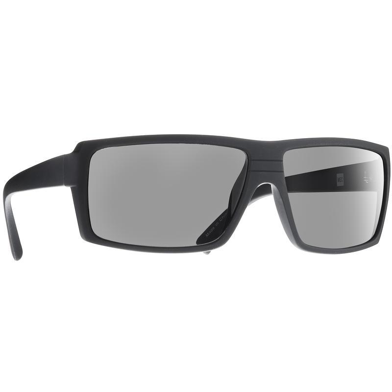 Lomack Sunglasses Black/Polarized Grey