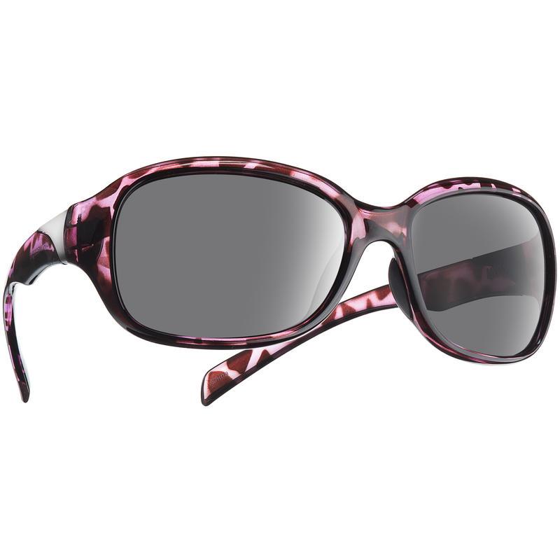 Lucid Sunglasses Purple Demi/Polarized Grey