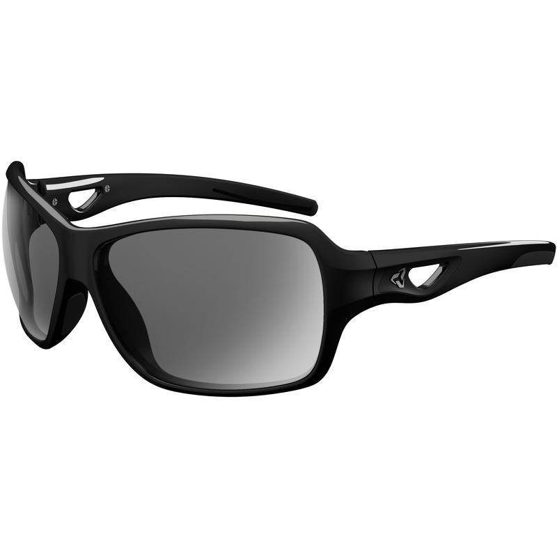 Carlita Sunglasses Gloss Black/Polar Grey