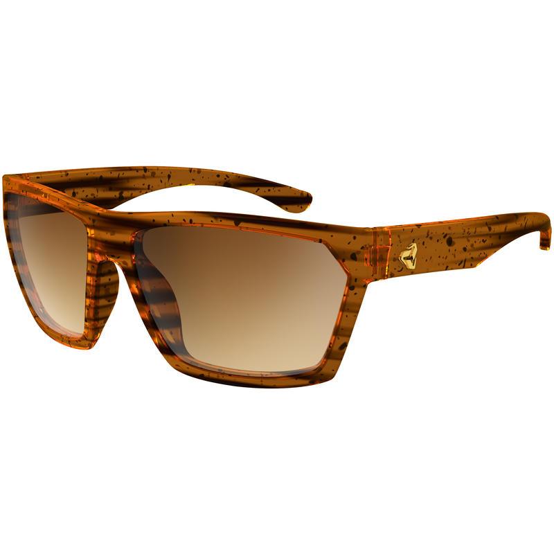 Loops Sunglasses Brown Traction Demi/Polar Brown Gradient