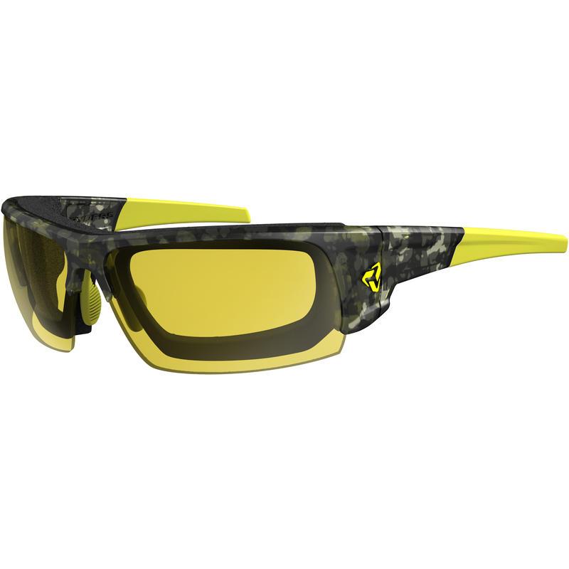 Caliber GX Sunglasses Camo w/ Matte Yellow/Photo Yellow