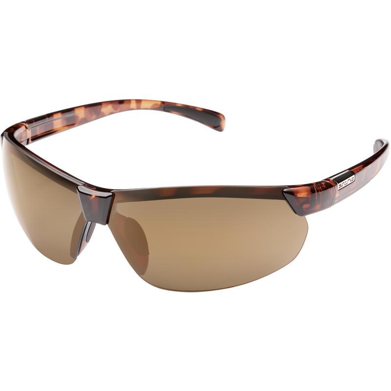 Switchback Polarized Sunglasses Tortoise/Polar Brown w/Sienna Mirror