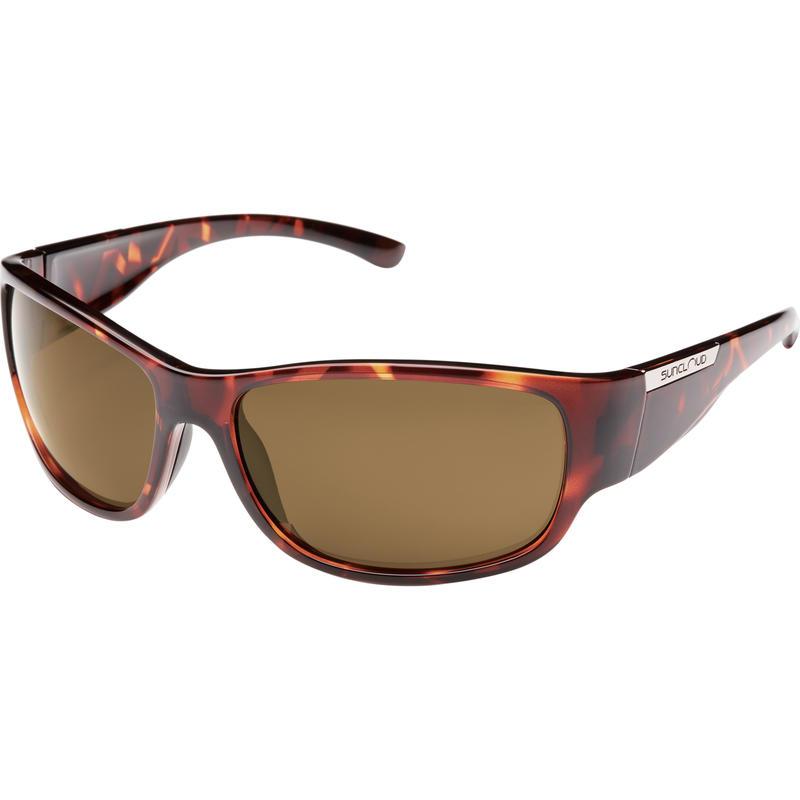 Convoy Polarized Sunglasses Tortoise/Polarized Brown